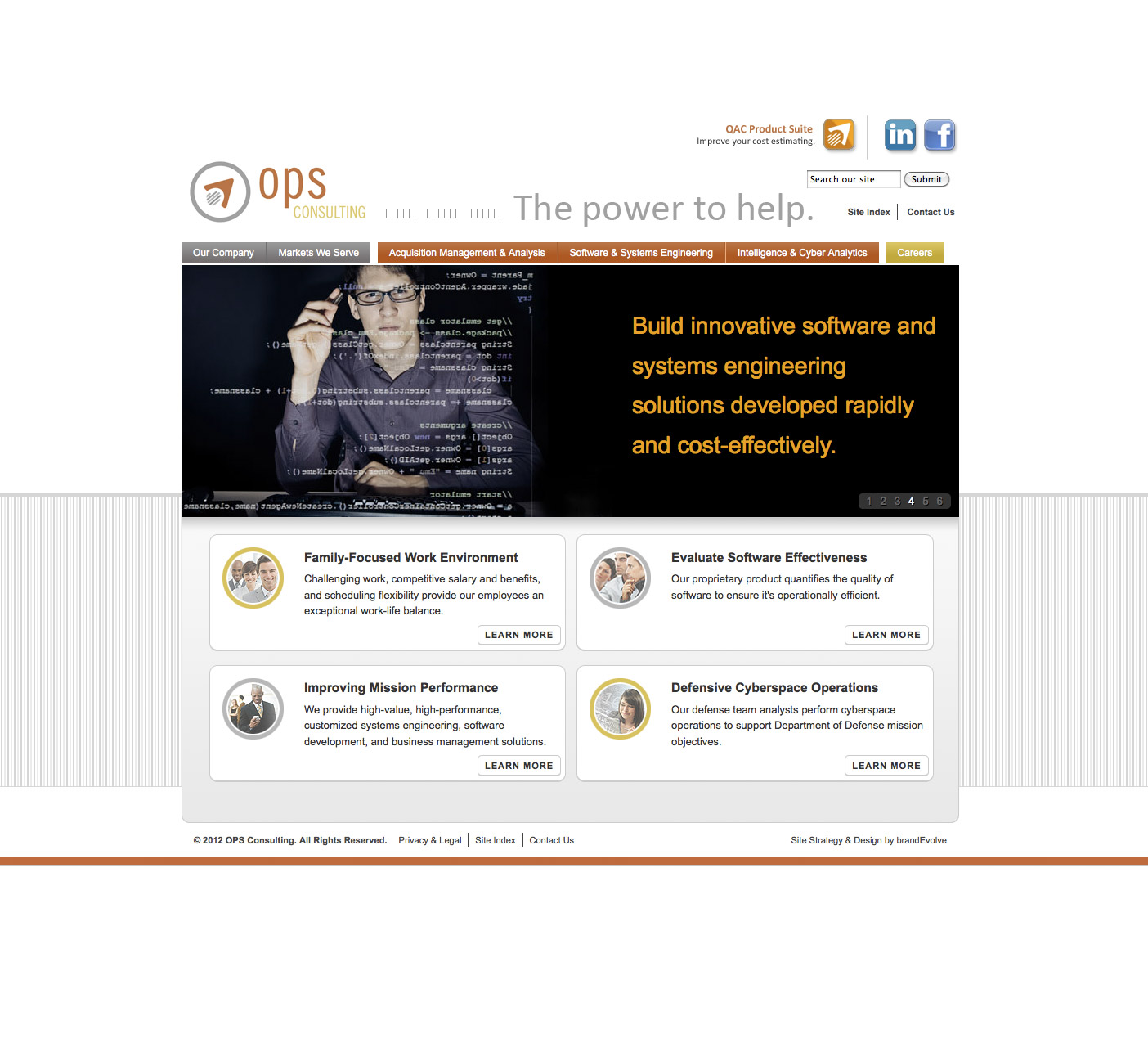 Ops Consulting